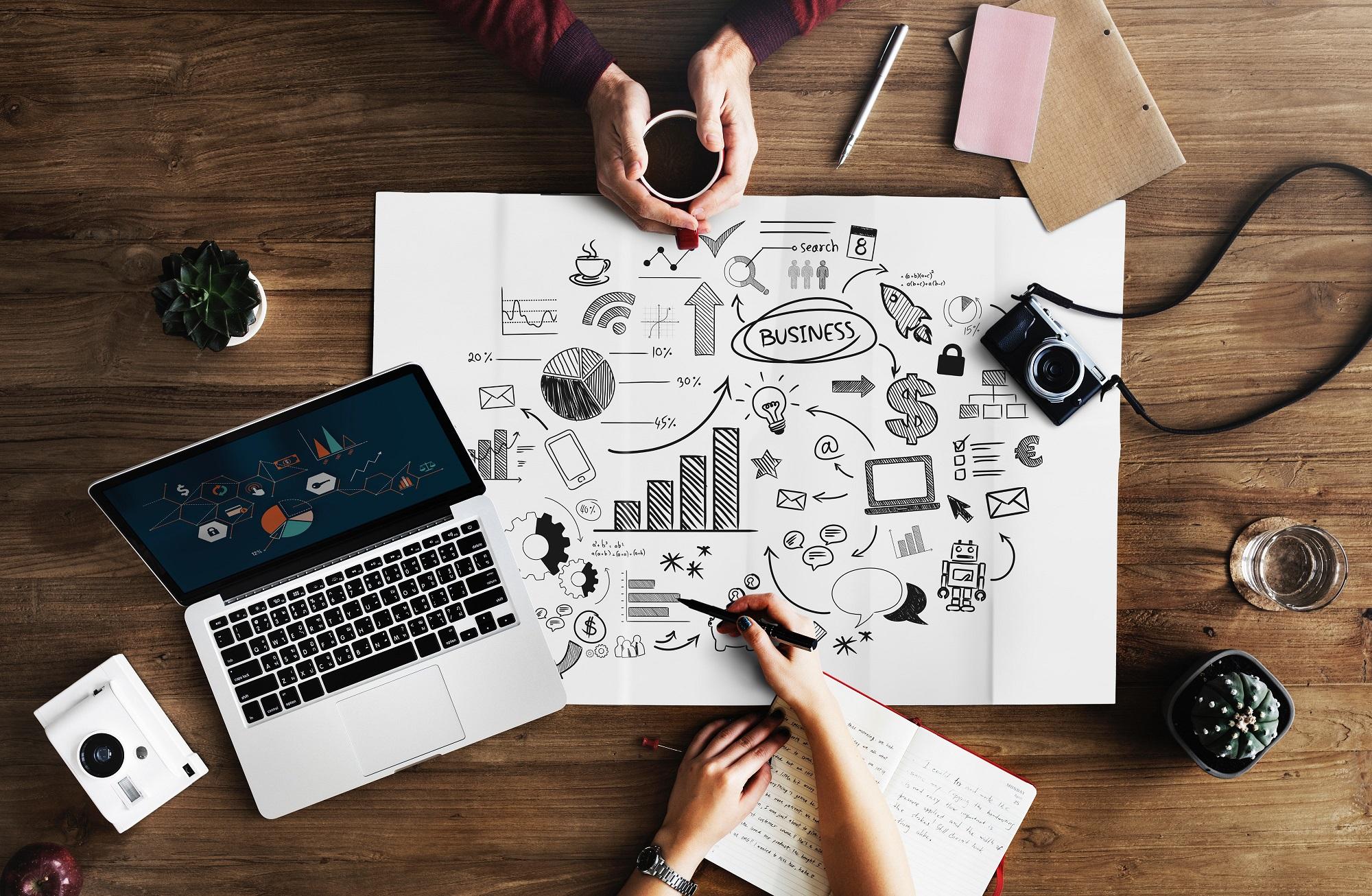企業の未来図「中期経営計画」を立ててみよう