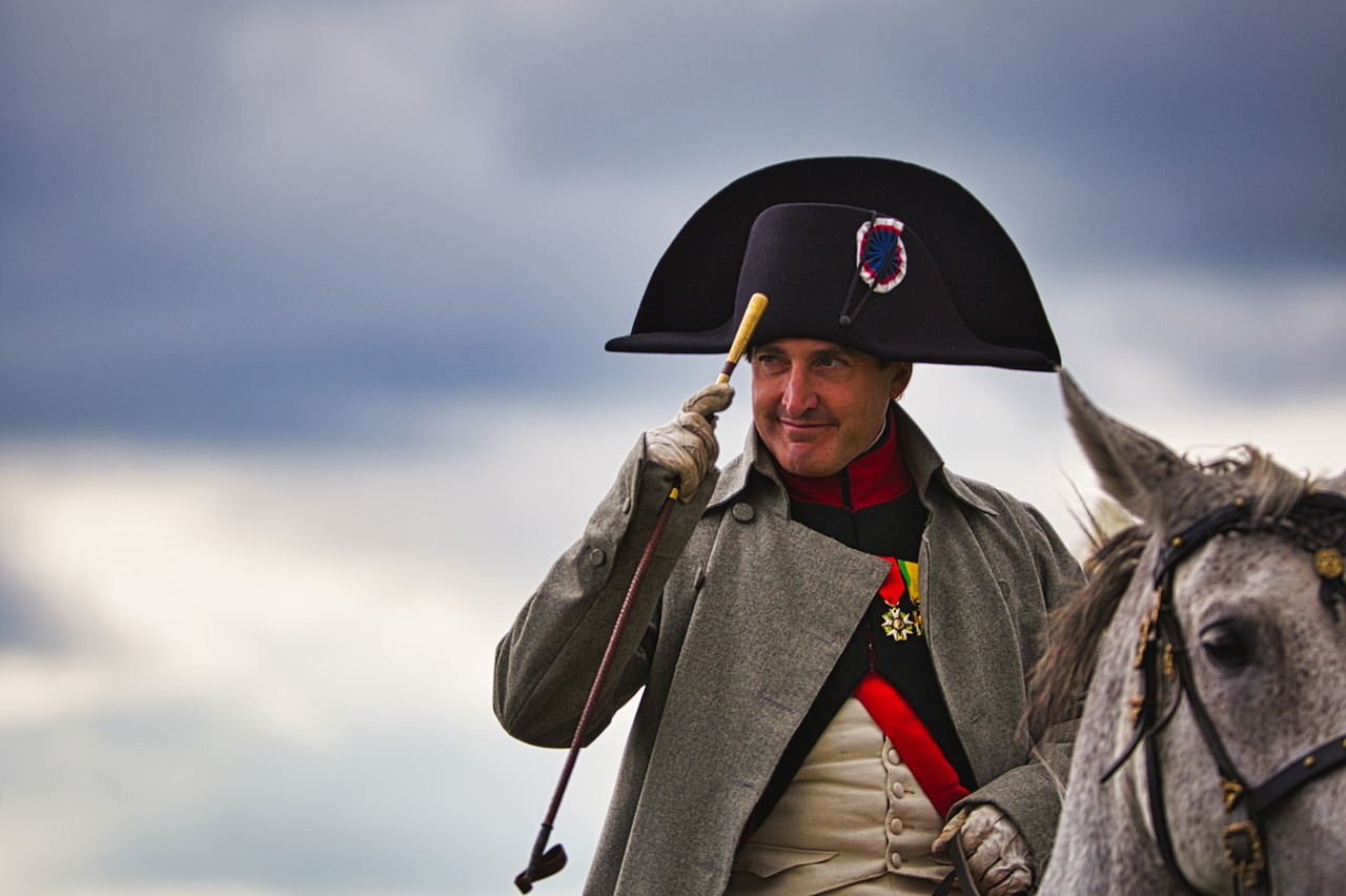 ナポレオンが辞書から「不可能」の文字を消した理由/朝礼訓話