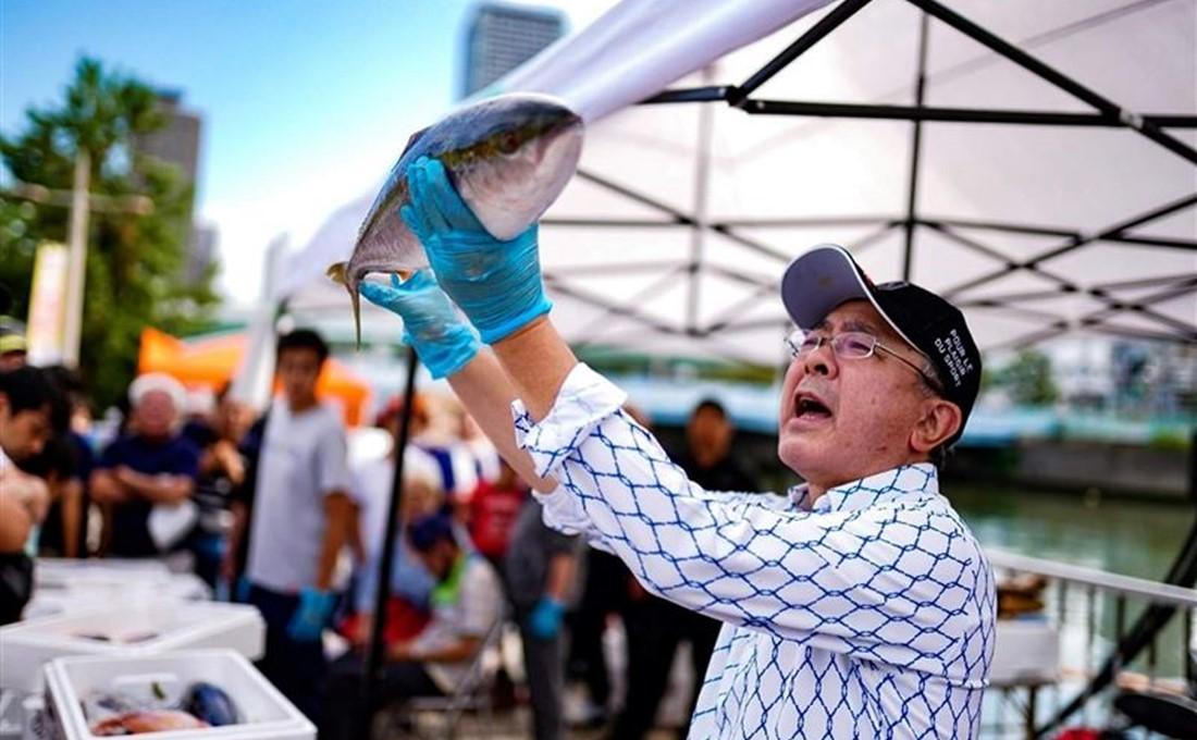 体験型の朝一がオンラインで復活!大阪市中央卸売市場が新たな試み