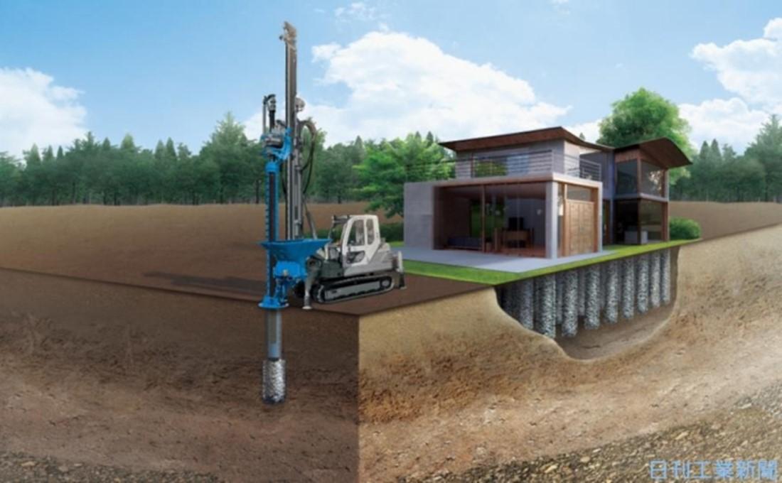 地盤改良技術で全国に施工代理店、小さな土木会社を飛躍させた特許戦略