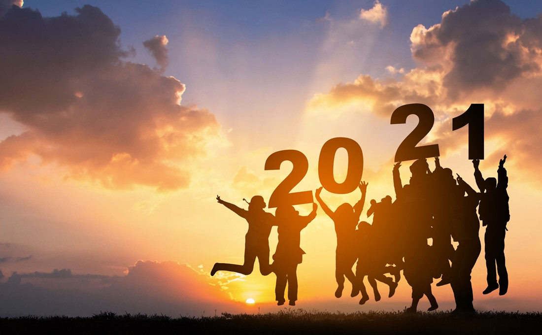 来年は、「本気の年」にしよう/朝礼訓話