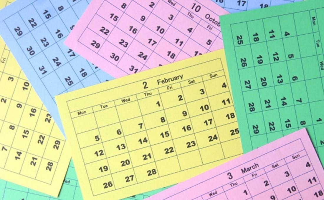 申請時期、日数…一目で分かる「会社の休み」一覧表