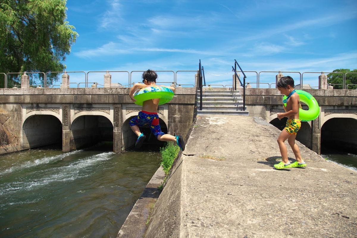 夏休みに出かけたい! 子どもが喜ぶ岡山の川遊びスポット7選