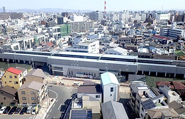 「JRおおさか東線」全線開業、ビジネスチャンスな企業たち~観光・商談が活発に~