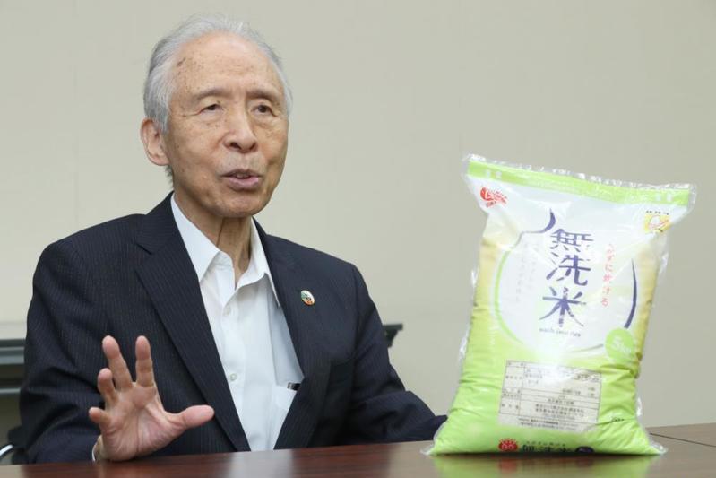コメ離れ防ぐ…「無洗米」開発秘話~東洋ライス、SDGsの達成へ~