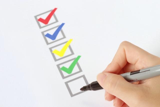 ストレスチェックの実施後も使えるチェックリスト