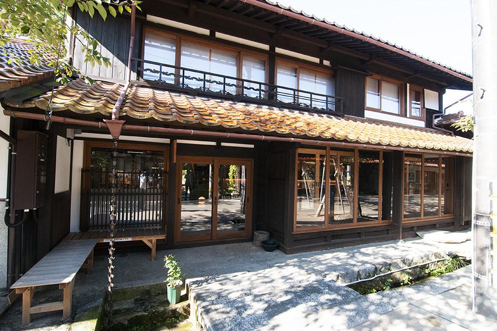 新庄村にできた古民家を活用した宿「須貝邸」が素敵過ぎた!