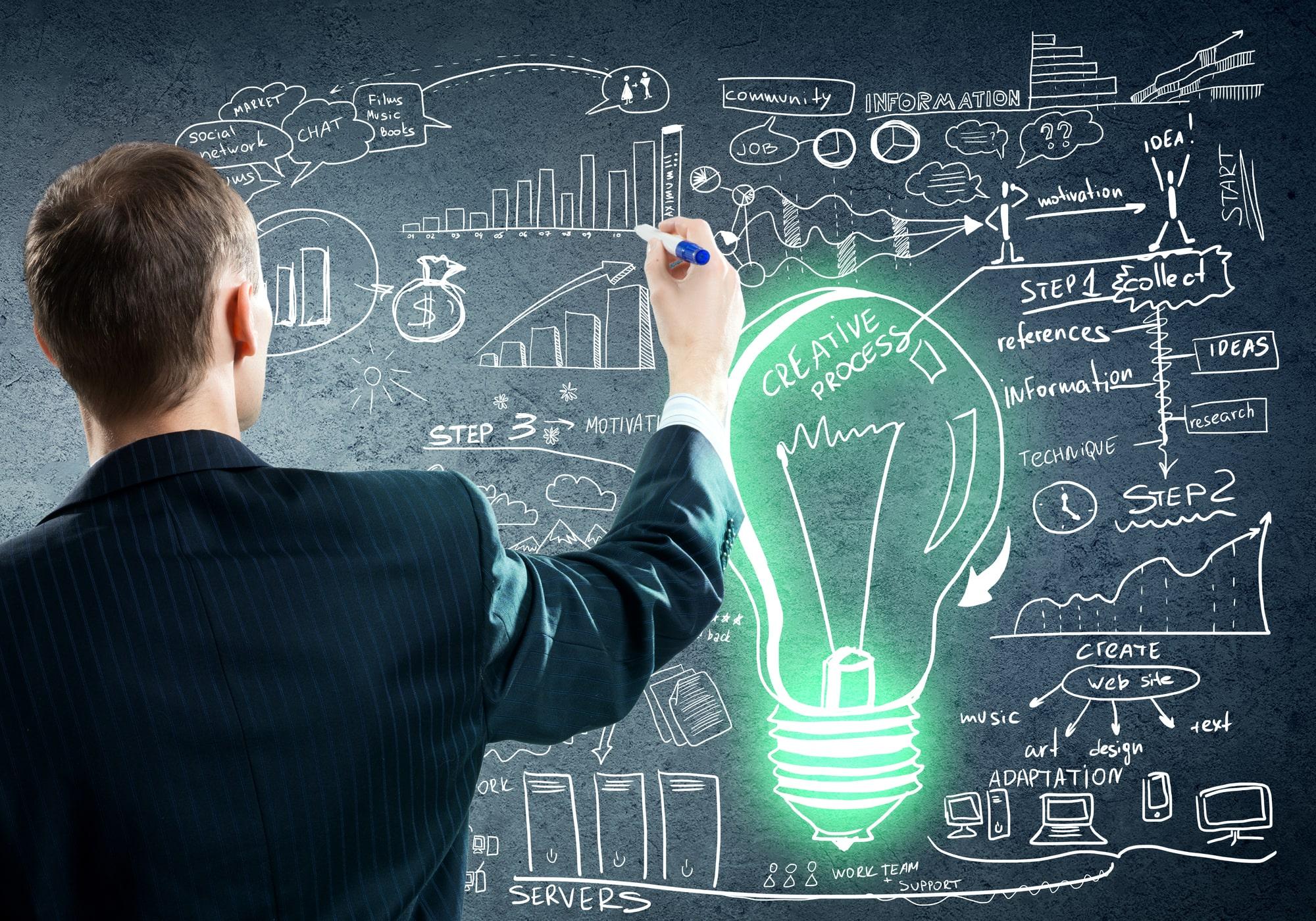 企業価値を「見える化」し、将来構想に役立てる