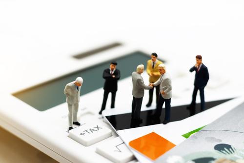 消費税の確定申告モデルケース/よく分かる消費税